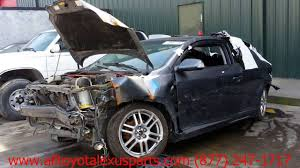 parting out 2008 scion tc stock 3031br tls auto recycling