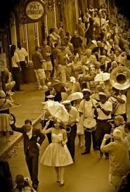 wedding bands new orleans 44 best new orleans wedding umbrellas images on
