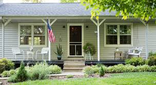 House With A Porch The Little Farm Diary A Porch Story Simple Living Inspired