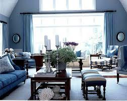 livingroom idea 20 blue living room design ideas