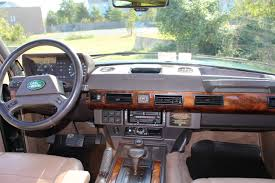 tan land rover 1991 range rover for sale