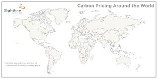 New Mexico On Us Map by Map The Future Is Carbon Priced And The Us Is Getting Left Behind