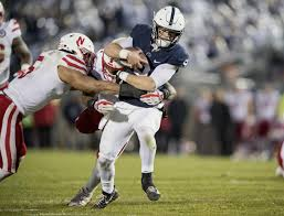 no 12 penn st seeks 10th win in big ten clash with maryland
