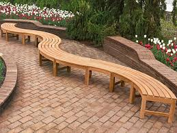 Wood Lawn Bench Plans by 22 Best Park Seating Images On Pinterest Park Benches Outdoor