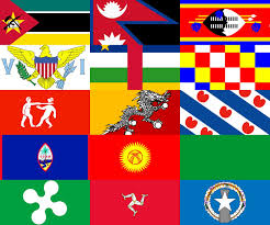 Flags Of The Wrld The Most Interesting Flags Of The World Youtube