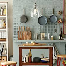 kitchen pegboard ideas bhg style spotters