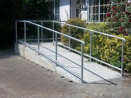 Disabled Handrails Kas Gas Bottle Welding In Kent