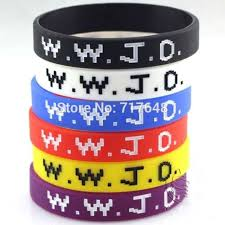 rubber cuff bracelet images 1pc wwjd wristband silicone bracelets rubber cuff wrist bands free jpg