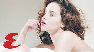 emilia clarke sexiest woman alive 2015 youtube