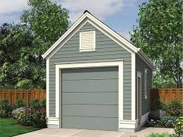 how to build a car garage one car garage plans detached 1 car garage plan 034g 0019 at