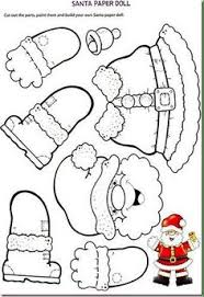 easy christmas elf paper puppet with templates paper puppets