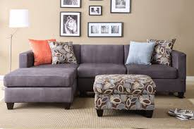 furniture charming design ideas of small sectional sofa with