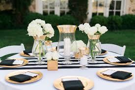 black and gold wedding ideas white black gold wedding tbrb info tbrb info