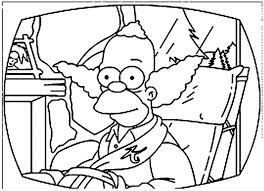 simpson coloring pages 16 best coloring pages images on pinterest drawings coloring