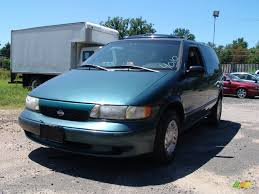 nissan quest 1994 1997 nissan quest information and photos zombiedrive