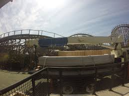 Six Flags V2 Roar Closes Forever Six Flags Discovery Kingdom Trip Report