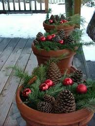 Natural Christmas Decorations 19 Earth Friendly Natural Christmas Decorating Ideas Christmas