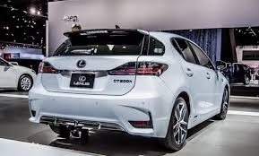 lexus hybrid hatchback 2015 lexus ct 200h information and photos zombiedrive