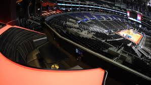 Staples Center Seating Map Staples Center Premium Seating Rakes In 100 Million Aeg Says