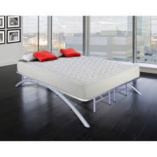 Bed Box Spring Frame Arch Support Metal Platform Bed Frame Eco Dream Target