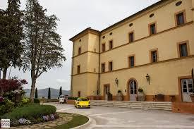 castello di casole a tuscan dream in a porsche