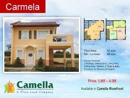 camella homes riverfront carmela model pit os talamban cebu