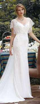 wedding gown a line v neck chapel tulle zipper wedding dress appliques ld5190