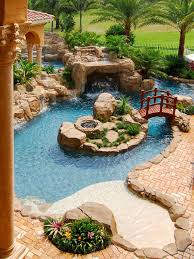 Backyard Landscaping Ideas With Pool Beautiful Backyard Ponds And Water Garden Ideas