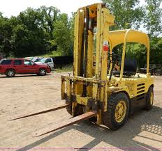 hyster xa 60 forklift item aw9673 sold september 4 vehi