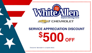 how much can a dealer discount a new car white allen chevrolet is a dayton chevrolet dealer and a new car