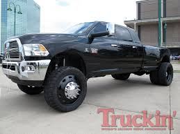 2015 Ram 3500 Truck Accessories - ram 3500 dually on american force wheels she u0027s got girth