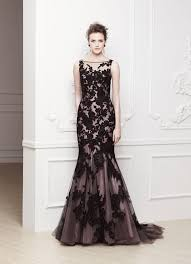 black lace wedding dresses 25 black wedding dresses