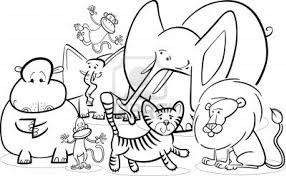 printable zoo animal coloring pages download coloring pages zoo coloring pages easy zoo animal