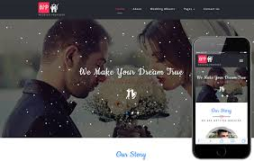 Wedding Planner Websites Wedding Proposer A Wedding Category Bootstrap Responsive Web Template