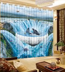 online get cheap ocean curtains aliexpress com alibaba group