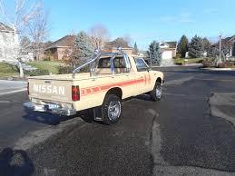 nissan datsun 1984 1984 nissan pickup