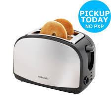 Argos Russell Hobbs Toaster Russell Hobbs Westminster 4 Slice 1500w Toaster Black From
