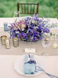 purple centerpieces purple centerpiece once wed