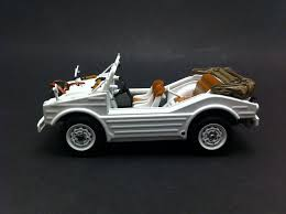 Porsche 1954 Porsche 597 Jagdwagen 1954 White 1 43 Minichamps Map02001716