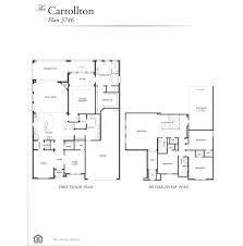 carrollton plan 3746 bridges on lake houston emerald