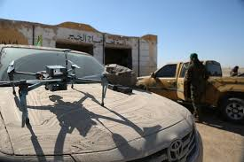 wars of the future could be fought with u s drone swarms