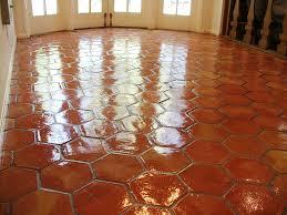 flooring cozy saltillo tile for inspiring antique tile flooring