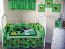 Tractor Crib Bedding Furniture Deere Baby Bedding Sets Tractor Crib Set