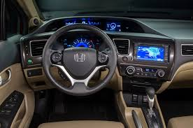 inside of a honda civic 2013 honda civic reviews and rating motor trend