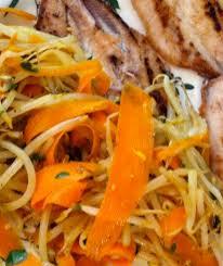cuisiner curcuma frais salade de soja et carottes au curcuma frais abc recettes
