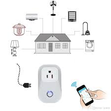 Smart Home Products by Z Wave Power Plug Smart Socket Products Accessories Good Smart