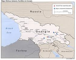 Georgia State Map With Cities by Georgia Maps U2022 Mappery