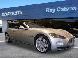 Maserati Granturismo In Oakhurst Nj Ray Catena Maserati
