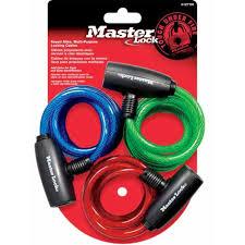 best bike lock masterlock bike lock cable 8127tri bike locks ace hardware