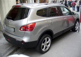 silver nissan car file nissan qashqai 2 acenta silver heck jpg wikimedia commons